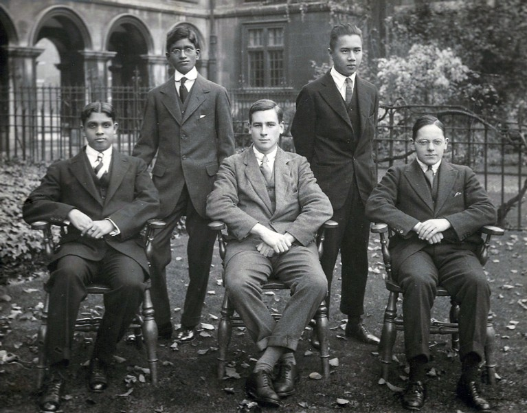 1916 Matriculation Photo