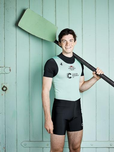 Image for the news item 'Emma undergrad Freddie to row in the 2018 Boat Race!' on 26 Feb 2018
