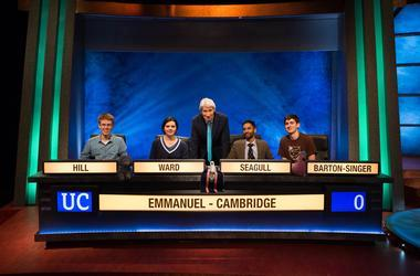 Image for the news item 'University Challenge ' on 28 Nov 2016