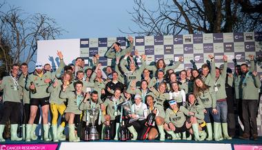 Image for the news item '2018 Boat Race successes' on 27 Mar 2018