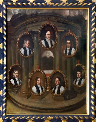 Painting of The Seven Bishops (159)