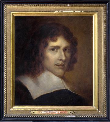 Painting of Bradshaw, John (so called) (26)