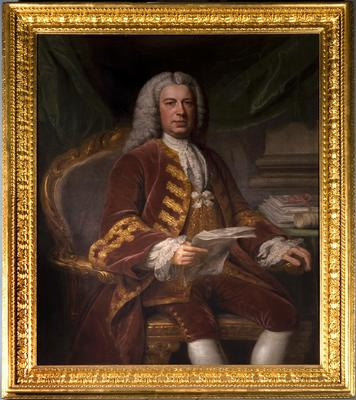 Painting of Calvert, Sir William (27)