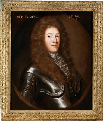 Painting of Cust, Sir Pury (33)