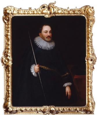 Painting of Edmondes, Sir Thomas (37)