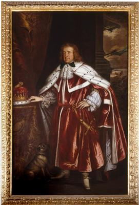 Painting of Fane, Charles, Third Earl of Westmorland (38)