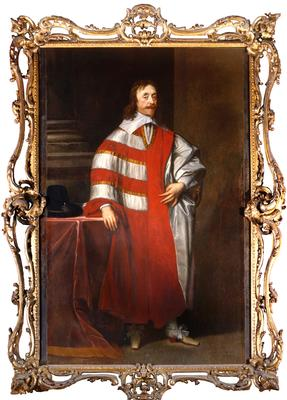 Painting of Fane, Mildmay, Second Earl of Westmorland (40)