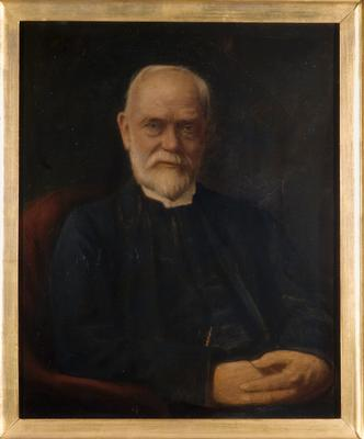 Painting of Hewitt, Thomas (53)