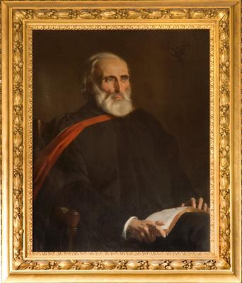 Painting of Hort, Fenton John Anthony (57)
