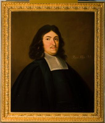 Painting of Allix, John Peter (6)