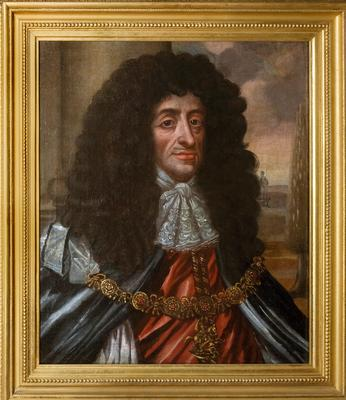 Painting of King Charles II (66)