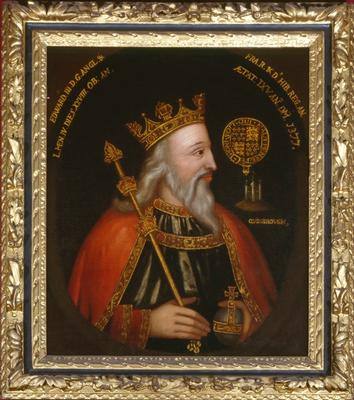 Painting of King Edward III (68)