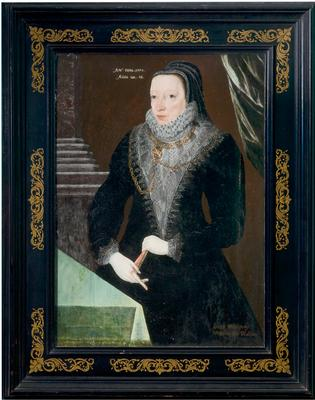 Painting of Mildmay, Mary (76)