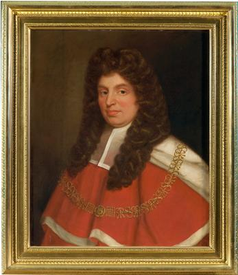 Painting of Pemberton, Sir Francis (89)