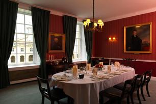Photo of The Fellows' Breakfast Room