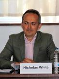 Photo of Dr Nicholas White