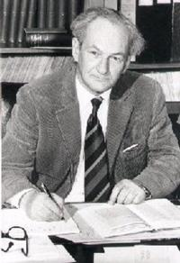 Photo of Professor John Thoday