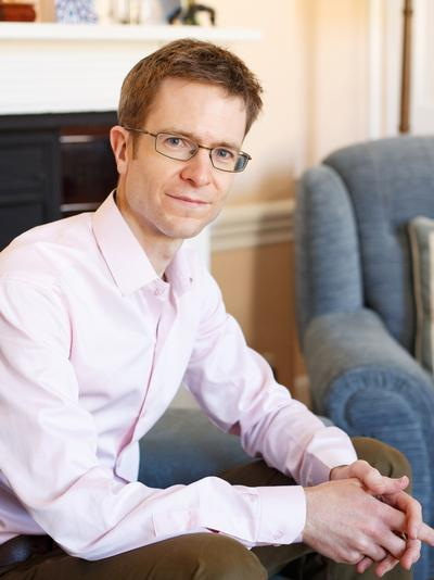 Photo of Dr Christopher Whitton