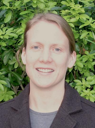 Photo of Dr Kate Spence