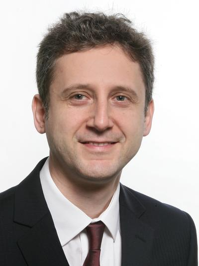 Photo of Dr Alexander Mitov