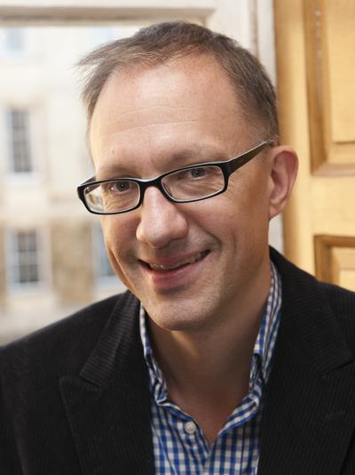 Photo of Dr Jonathan Aldred