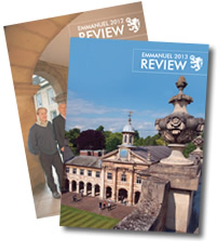 Image of the College Review